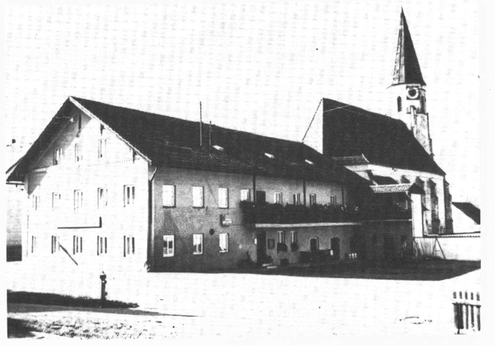 1808 Franz Paul Wadenspanner, Wirth zu Altdorf